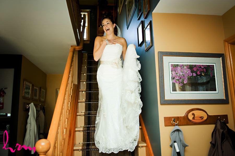 white bridal shoes for london ontario wedding