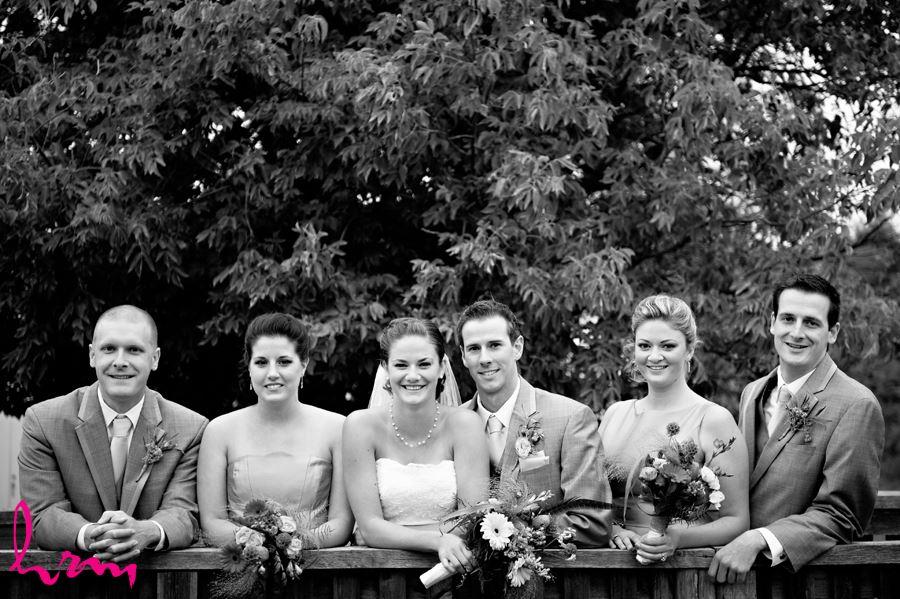 bride and groom portraits in london ontario