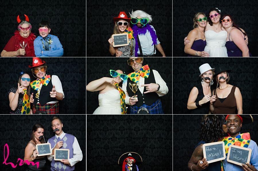 hrm photo booth fun