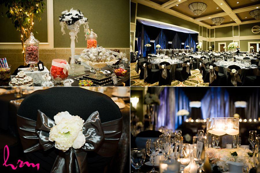 london ontario best western lamplighter inn wedding reception details