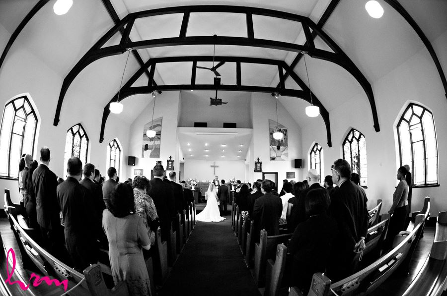 church wedding in oakville ontario