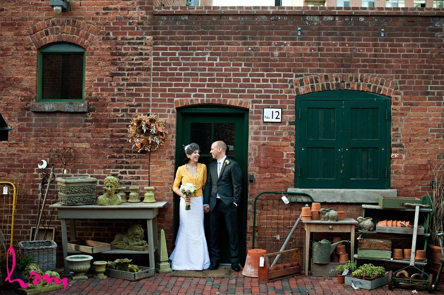 Liz farrington wedding
