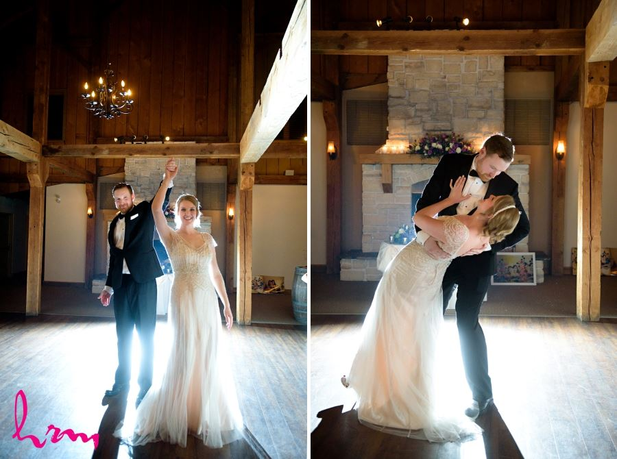 pretty first dance pictures