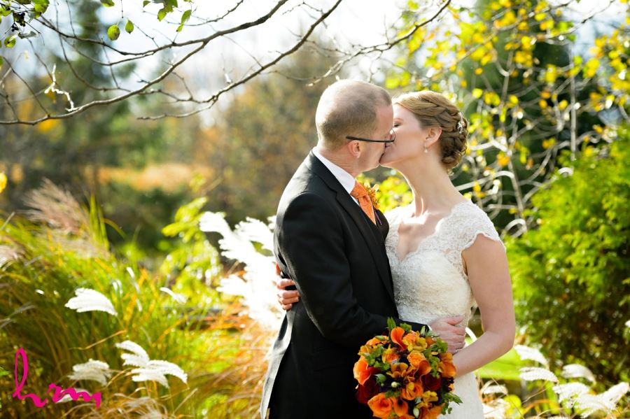london ontario fall wedding photography