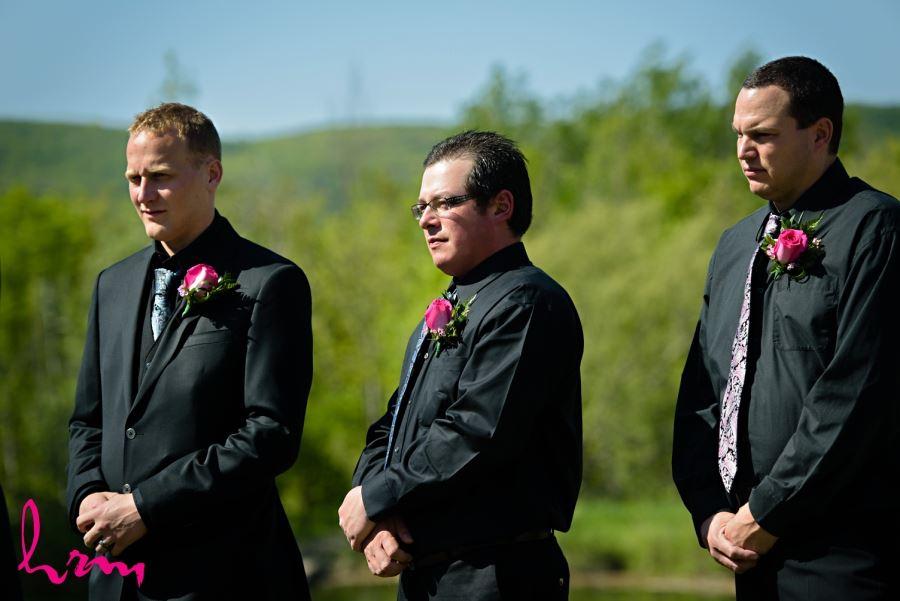 groomsmen black shirts