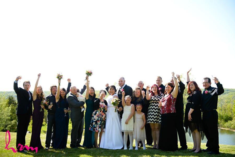 collingwood ontario wedding photography