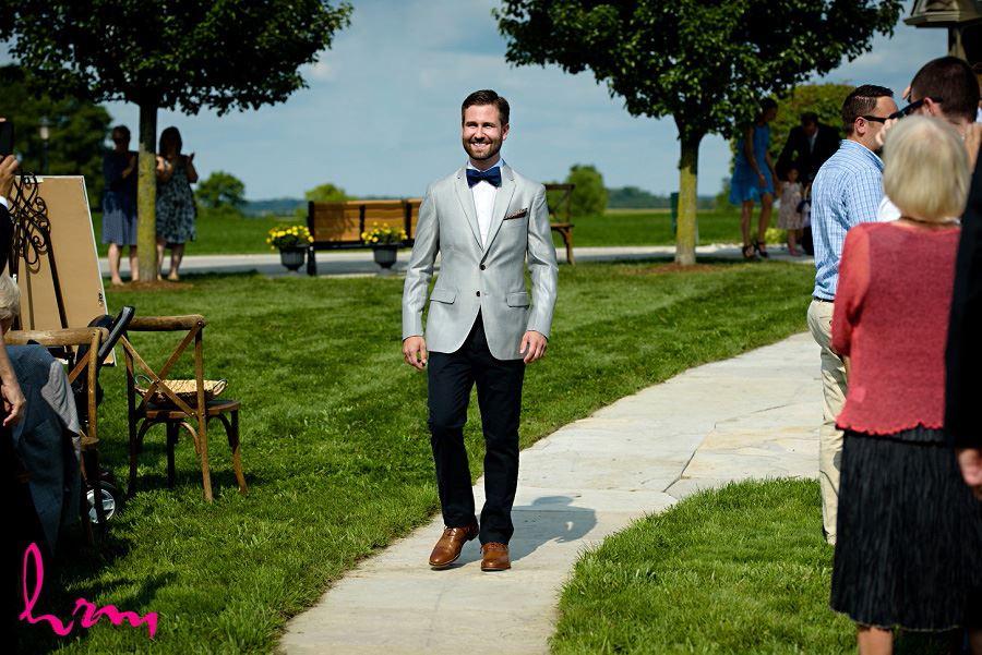Photo of Jason walking taken by London Ontario Wedding Photographer
