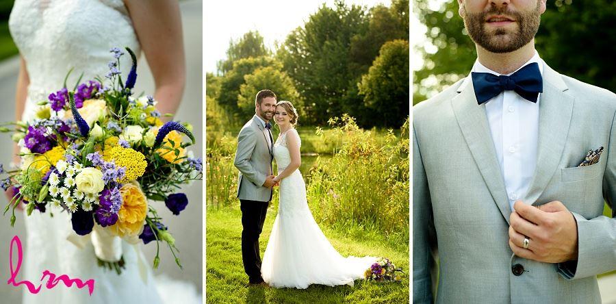 Wedding Vignette by London Ontario Wedding Photographer