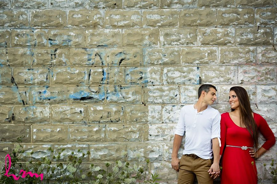 Photo of Jessica and Ahmad taken by HRM Photography