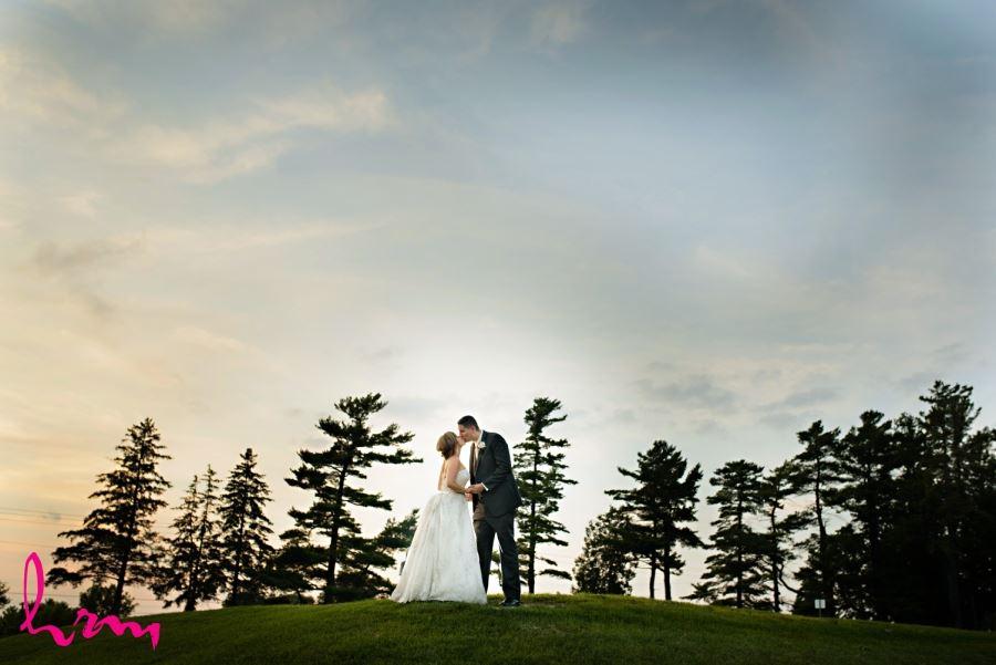 FireRock Golf Club Komoka Ontario wedding photography