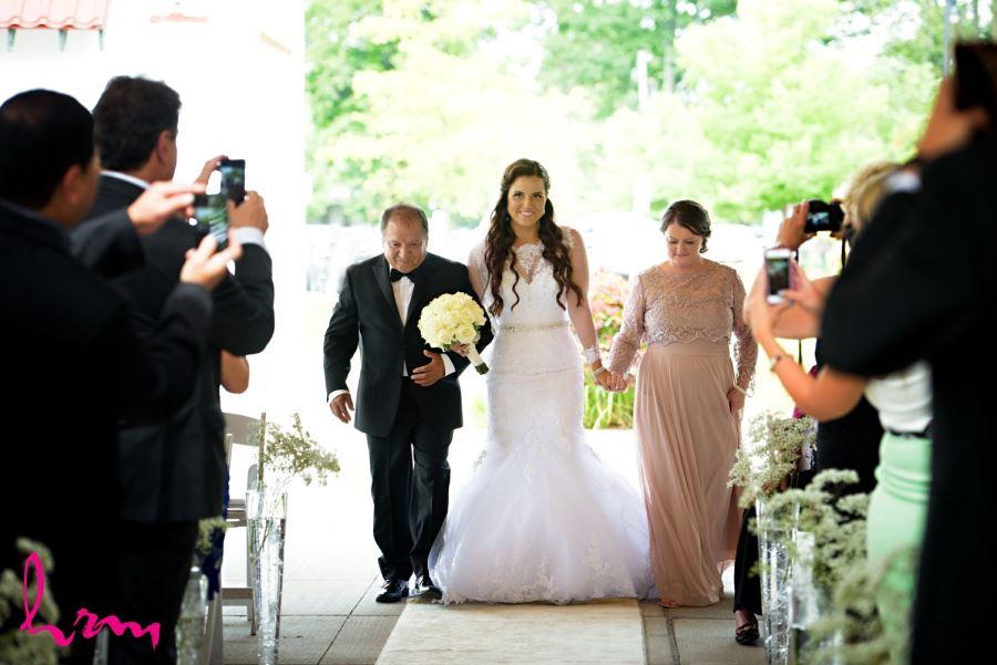 springbank park london ontario wedding ceremony