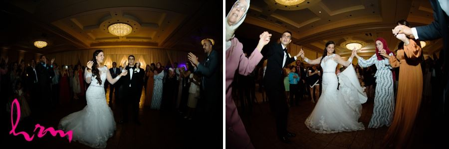 london ontario hilton hotel wedding reception