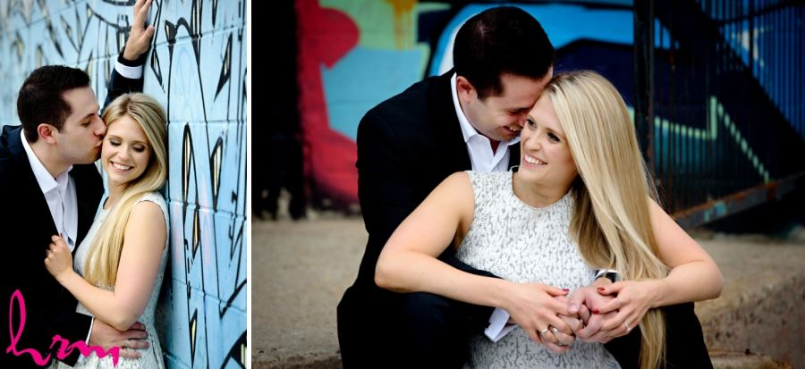 graffiti engagement picture hrm photography