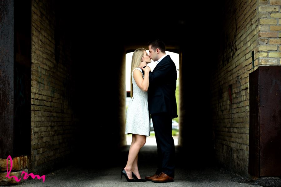 downtown london ontario wedding