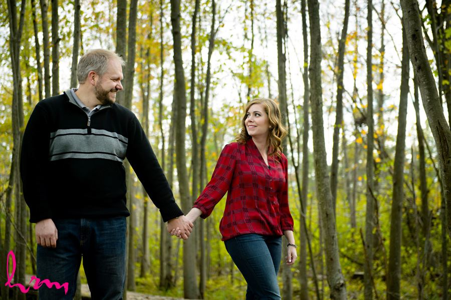Ashley and Darren Engagement photo shoot in London Ontario May 2015
