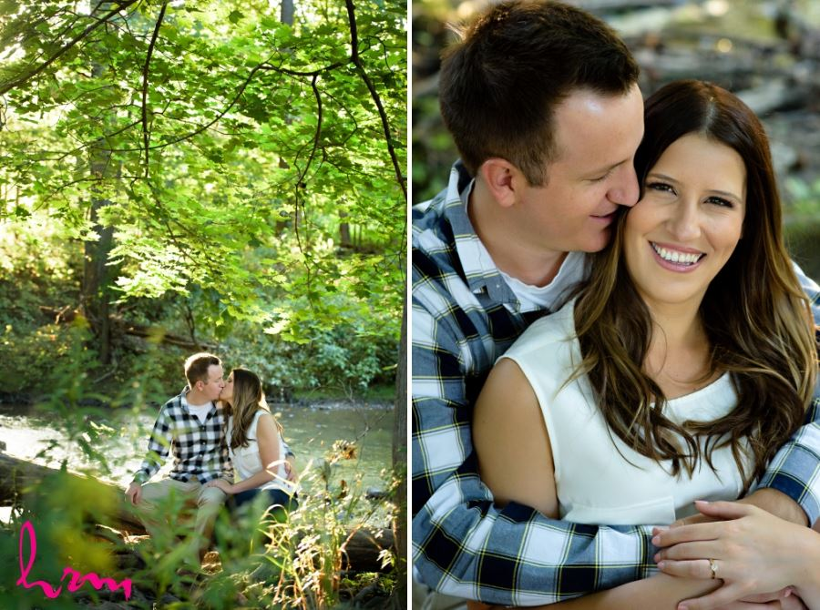 engagement session casual outfit clothing ideas white and black