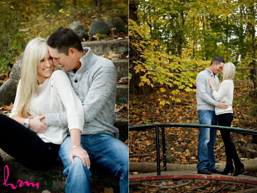 Nature engagement photos in London Ontario