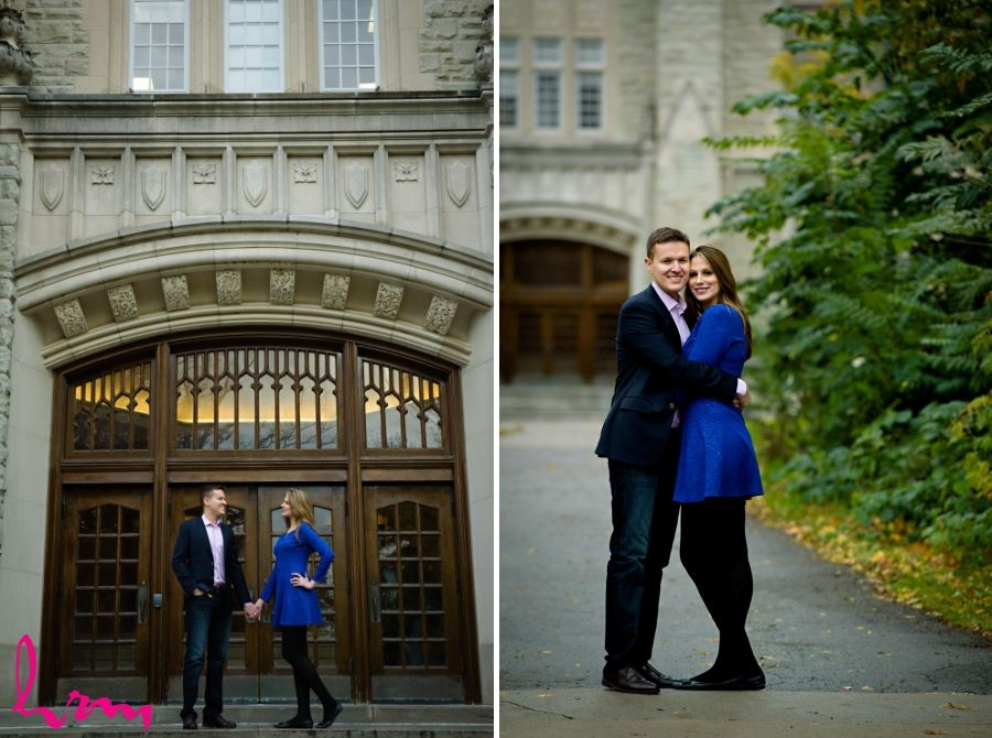 london ontario university of western ontario engagement session