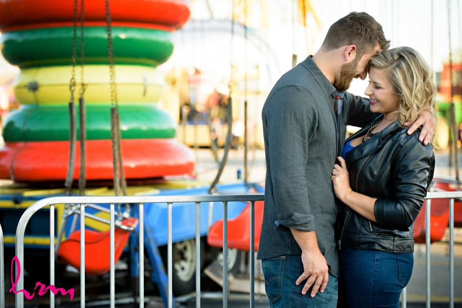 engagement session fall western fair london ontario