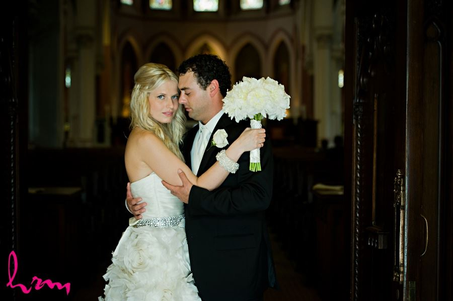 Photo of Ania and Ken taken by London Ontario wedding photographer