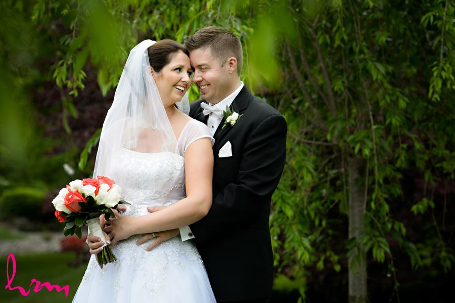 Ashleigh and Ryan's wedding photographs taken in London Ontario, May 2015