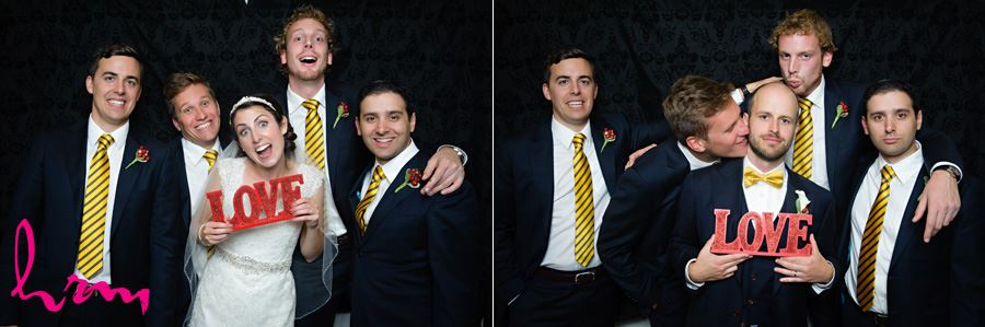 Beth and Patrick's wedding photos, taken in London Ontario