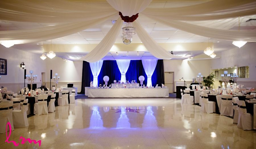 Imperio Banquet Hall wedding