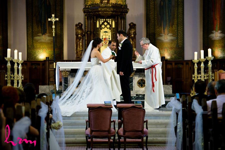 church wedding london ontario
