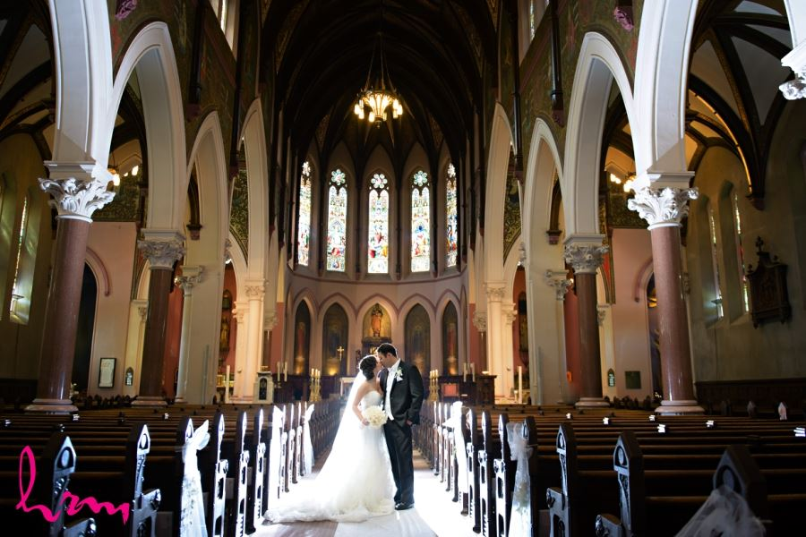 st. paul's basilica cathedral london ontario wedding