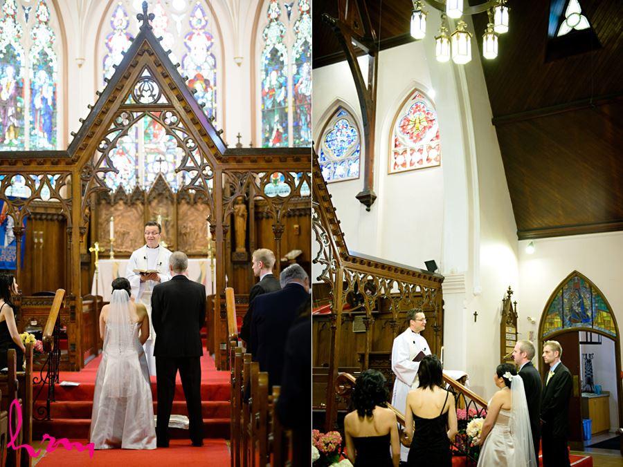 Emi and Jeff wedding photos, taken in London Ontario