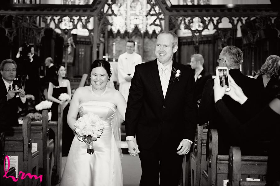Emi and Jeff wedding photos, taken in London Ontario