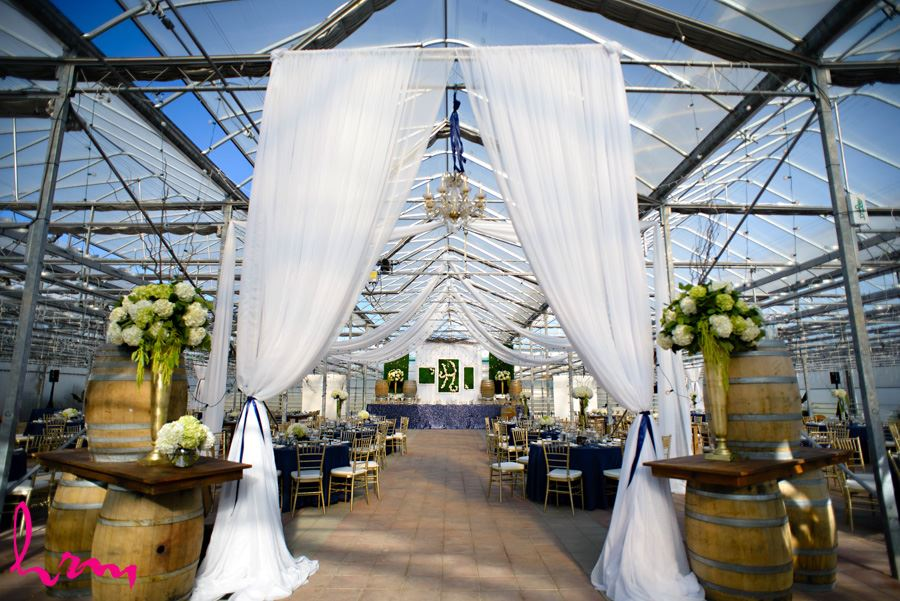 Décor in Heeman Greenhouses London ON Wedding HRM Photography