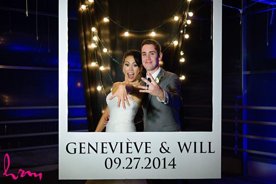 Photobooth Heeman Greenhouses London ON Wedding Photography