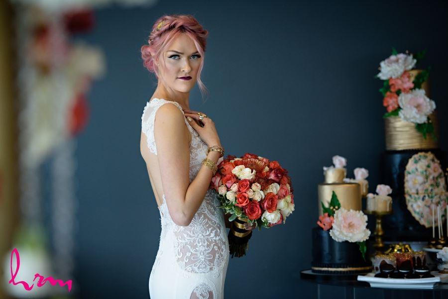 wedding dress lace cutouts