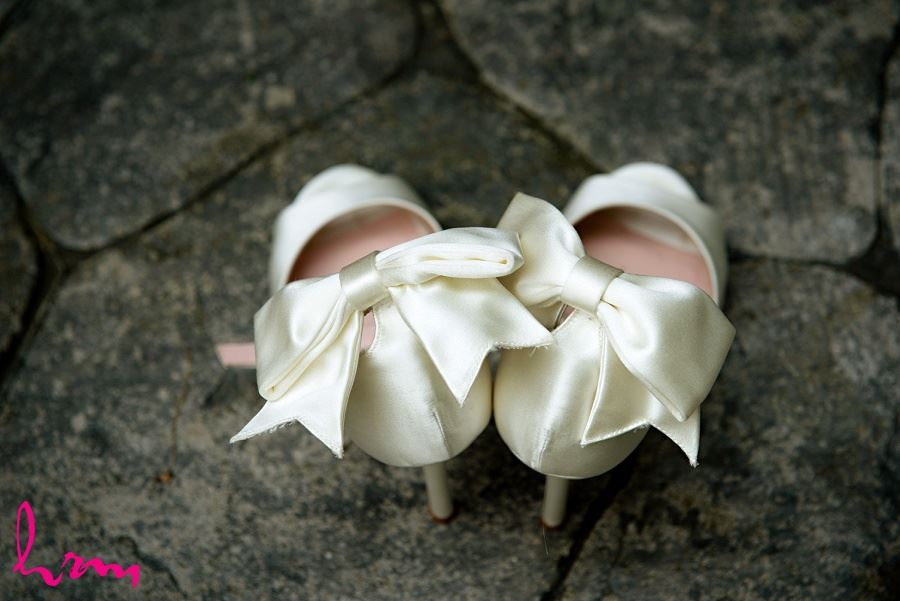 Wedding shoes London ON Wedding Photography