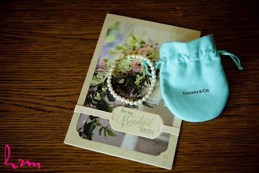 Tiffany bracelet London ON Wedding Photography
