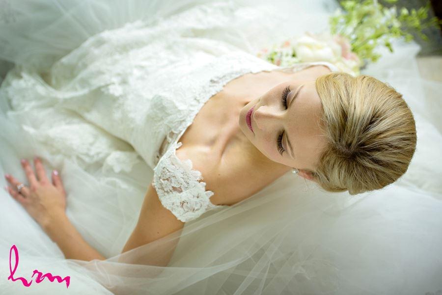Sabrina reclining London ON Wedding Photography