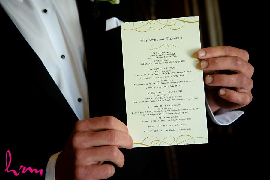 Wedding invite photo London ON Wedding Photography