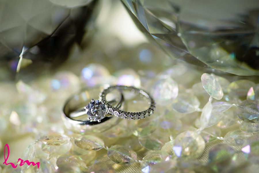 Wedding rings Bellamere Winery Event Centre London ON Wedding Photography