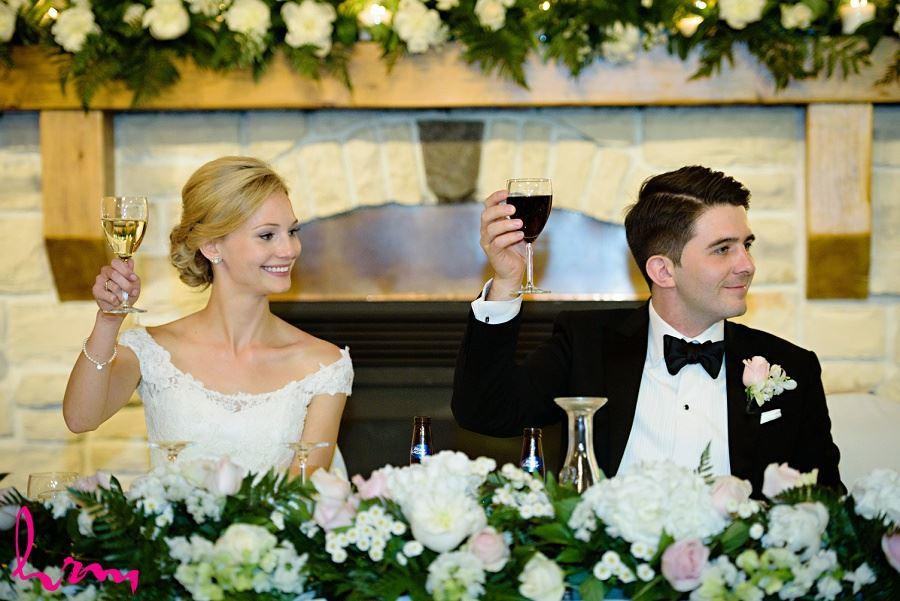 Toasts at Bellamere Winery Event Centre London ON Wedding Photography