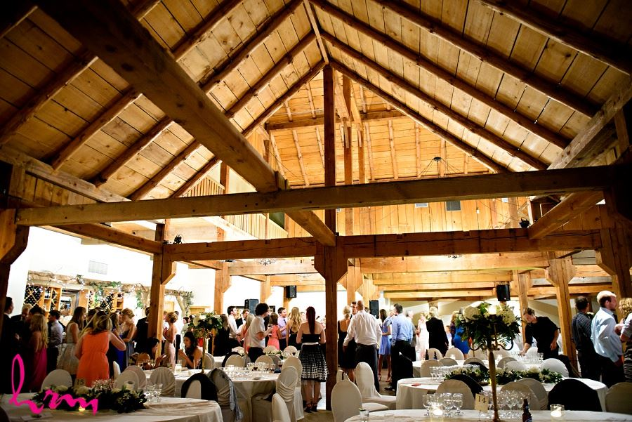 Guests at Bellamere Winery Event Centre London ON Wedding Photography