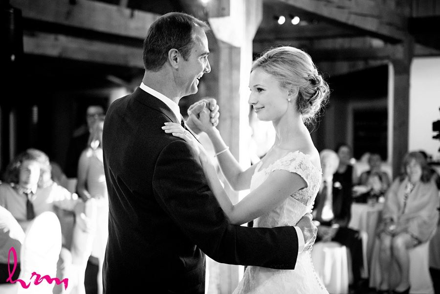 Father daughter dance Bellamere Winery Event Centre London ON Wedding Photography