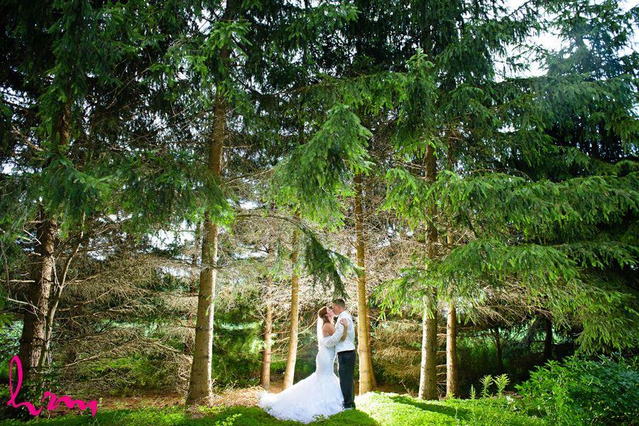 Sarah and Kurt's wedding photos, taken in London Ontario