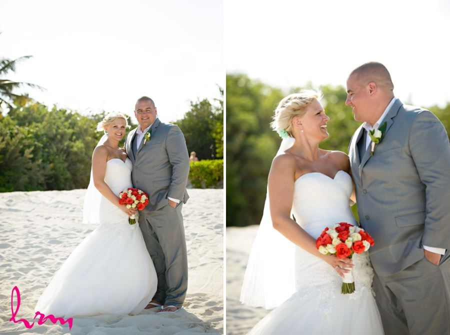 Beach destination wedding Mexico