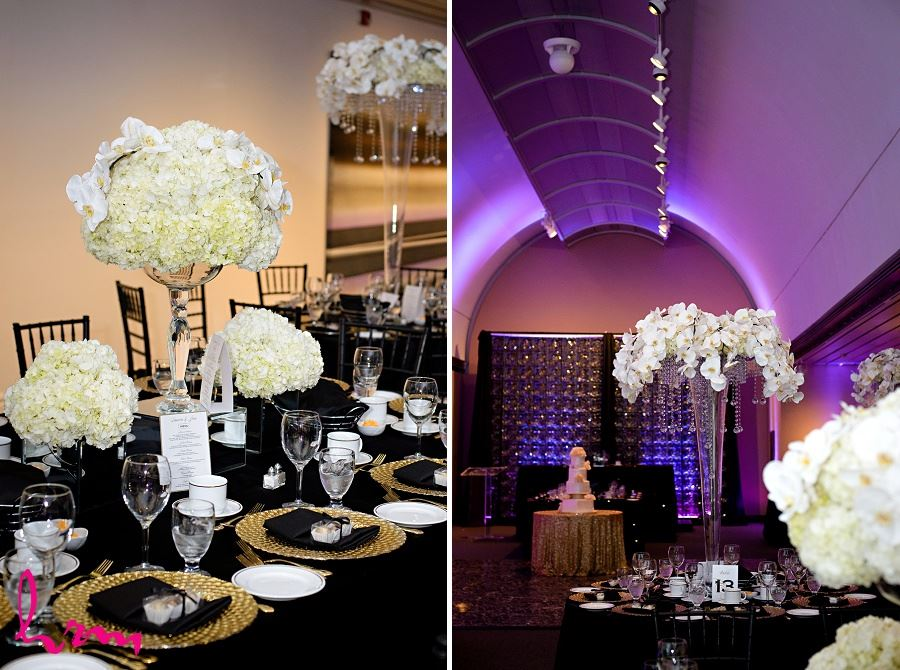 Décor in Museum London London ON Wedding Photography