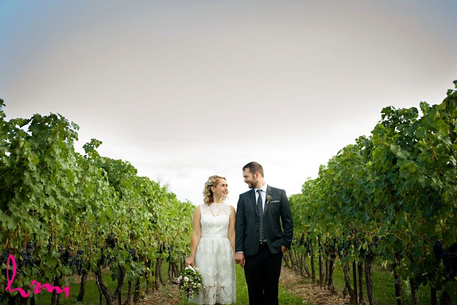 Tags Wedding Photography Vintage Bridal Style Reif Winery Photographed By Niki Patel Outdoor Ceremony Niagara