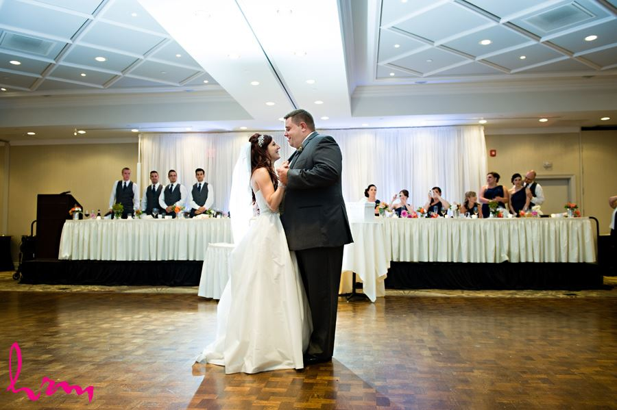 Karen and Ryan's wedding photo shoot in Richmond Hill Ontario, May 2015