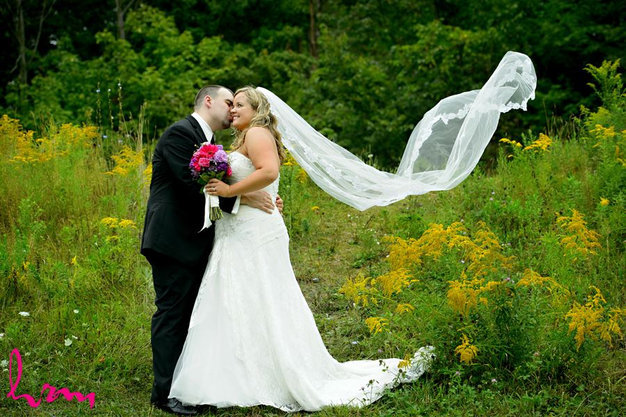 Mallory and Will St. Thomas ON Wedding Photography