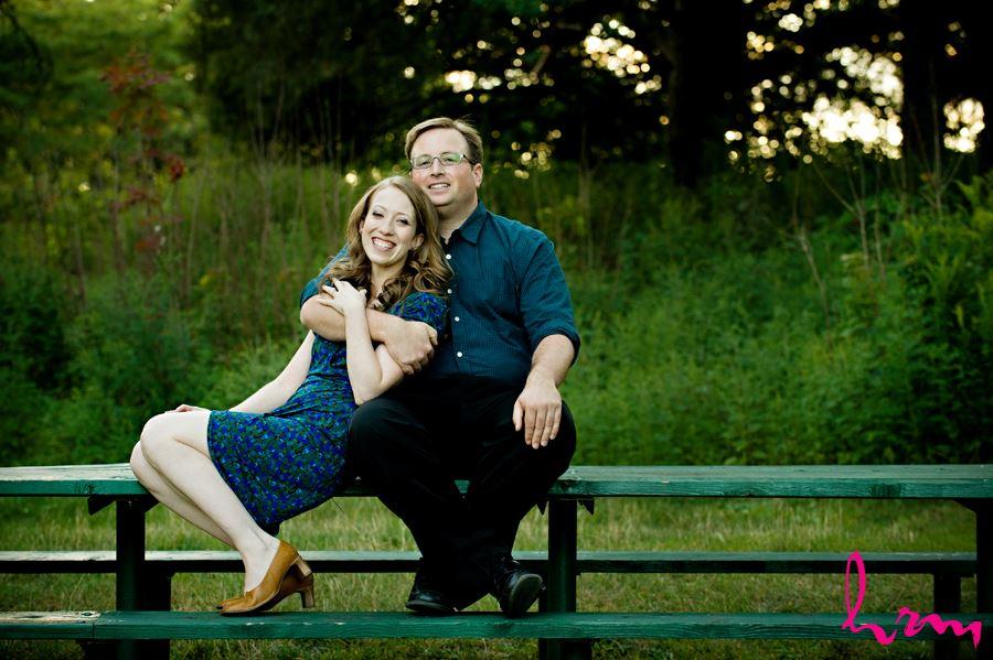 Beautiful engagement shoot in Toronto Ontario