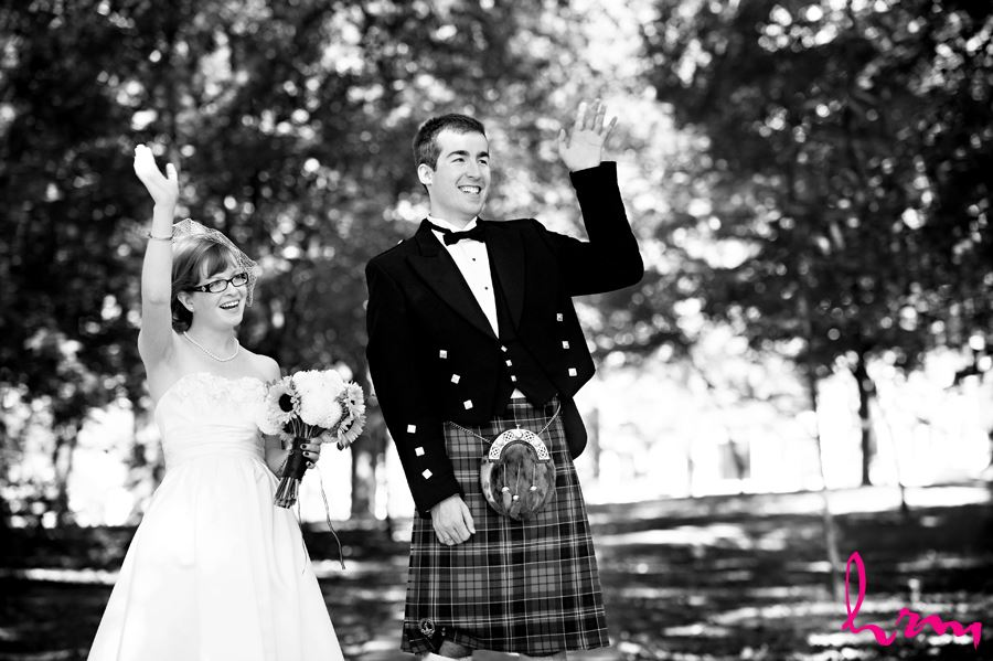 Mary joyner wedding